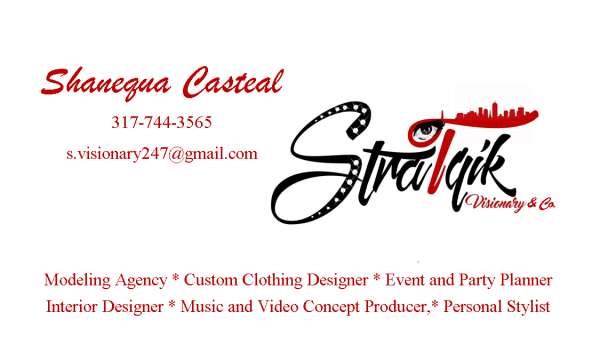 StraTgik Business Card